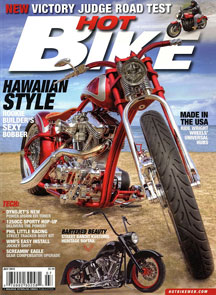 Hot Bike July 2012